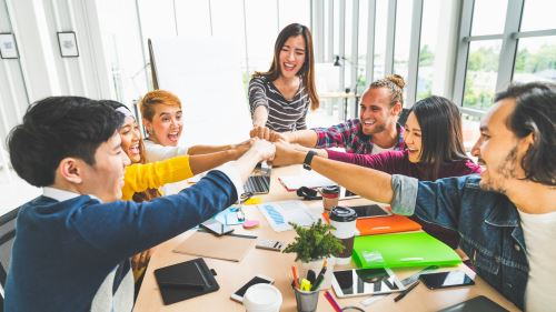 COOLNOMIX Cool News - 87 COOLNOMIX Units Deployed in Hong Kong Office Building